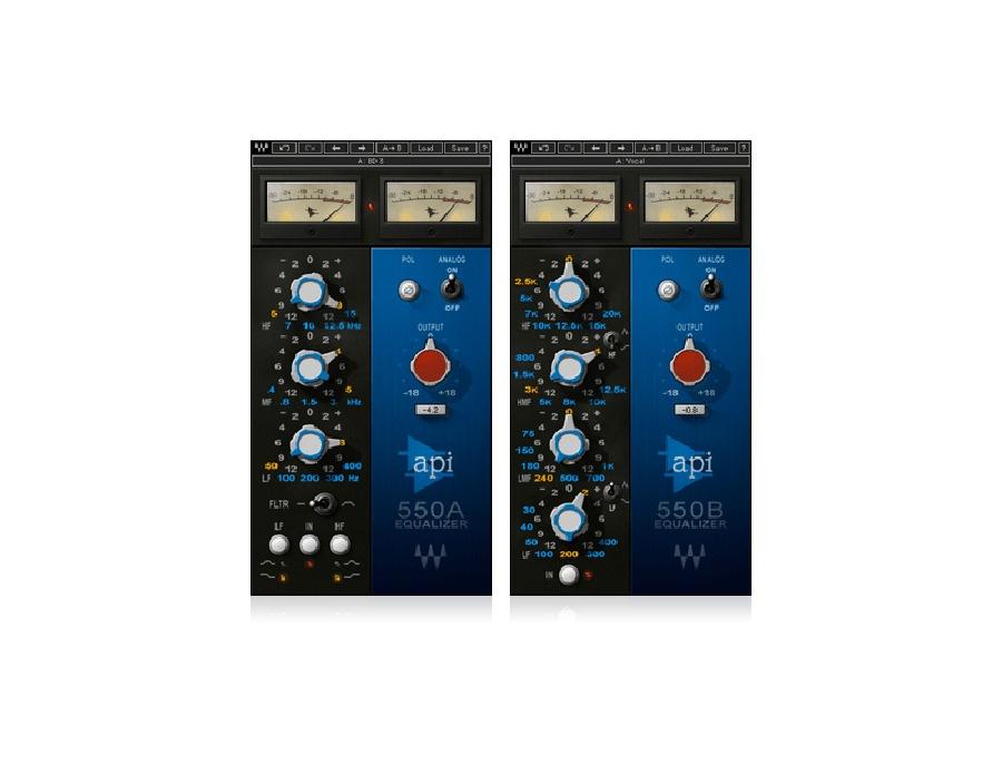 Waves API 550A + API 550B