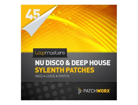 Loopmasters Nu Disco and Deep House Sylenth Presets