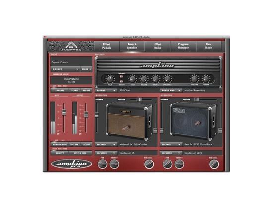 Audiffex ampLion Pro