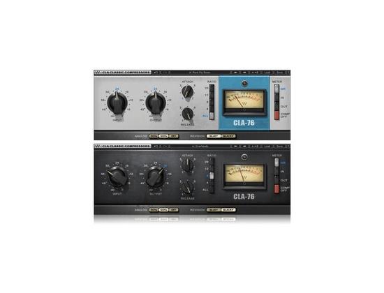 Waves CLA-76 Compressor / Limiter