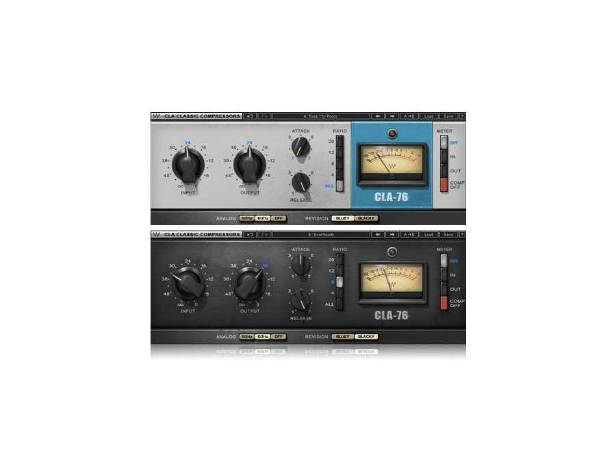 Waves CLA-76 Compressor / Limiter