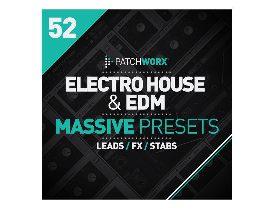 Loopmasters electro house edm massive presets xl
