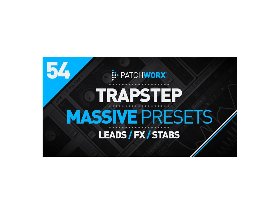 Loopmasters Trapstep Massive Presets