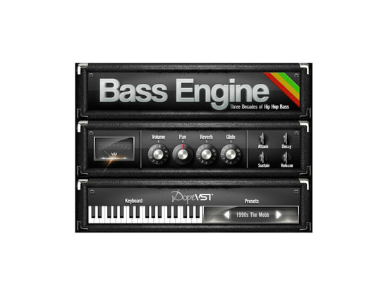 Dope VST Inc. Bass Engine