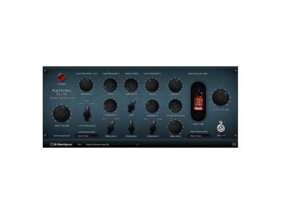 G-Sonique Pultronic EQ-110P
