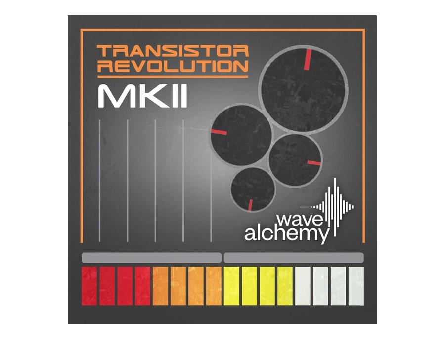 Wave alchemy transistor revolution mkii xl