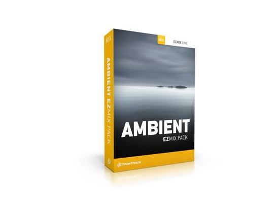 Toontrack Ambient EZmix Pack