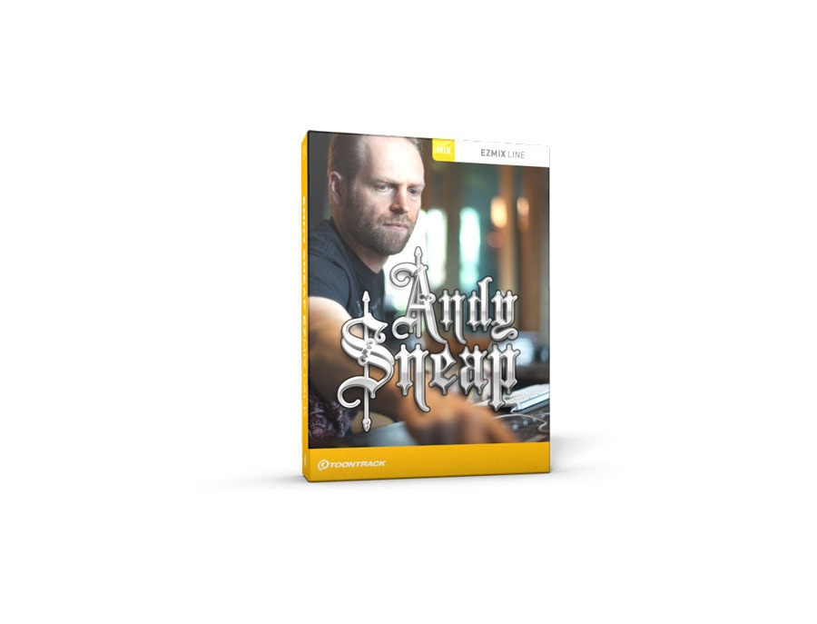 Toontrack Andy Sneap EZmix Pack