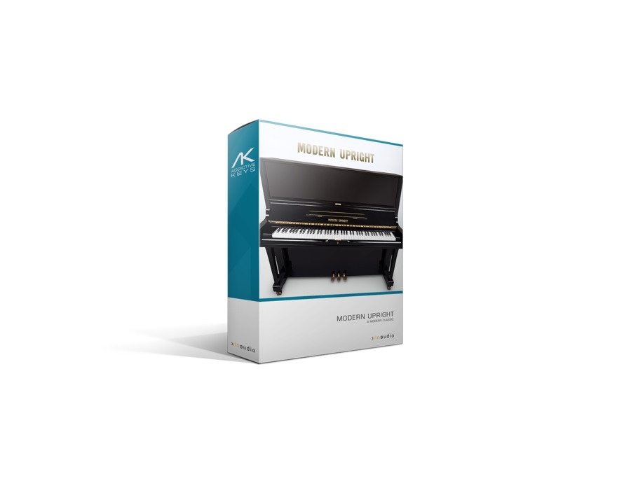 XLN Audio Addictive Keys: Modern Upright