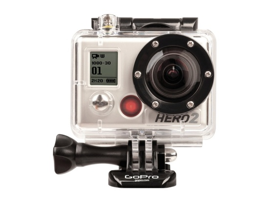 GoPro HD HERO2: Outdoor Edition
