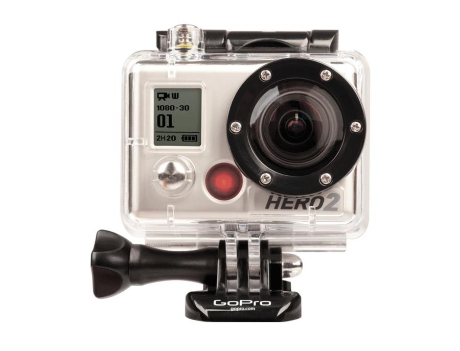 GoPro HD HERO2: Outdoor Edition