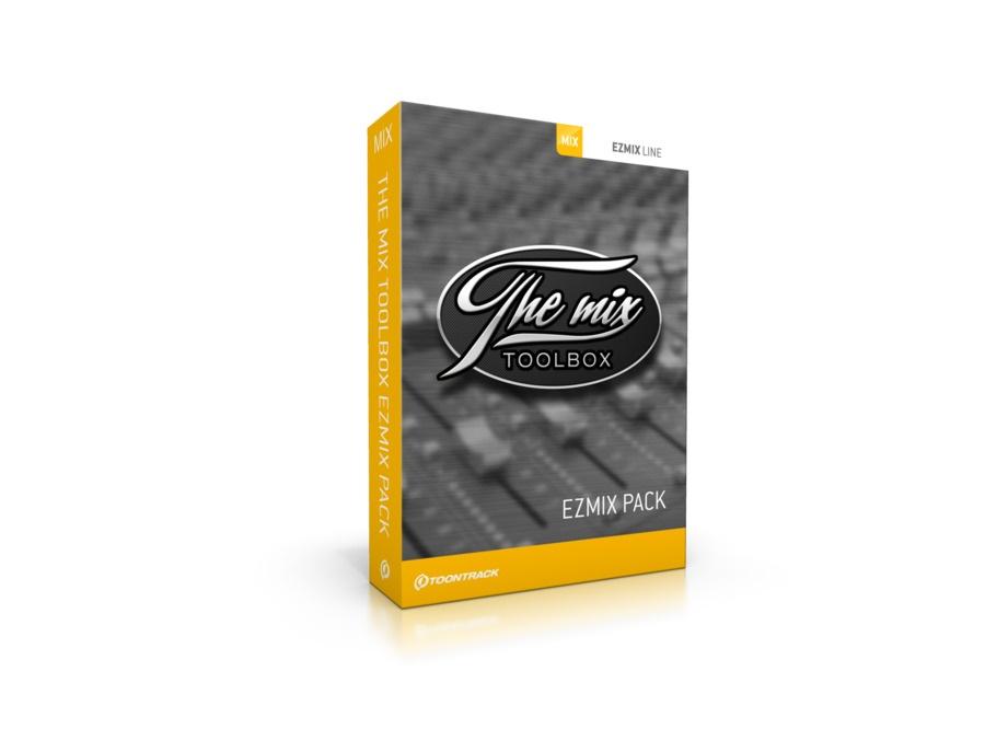 Toontrack The Mix Toolbox EZmix Pack