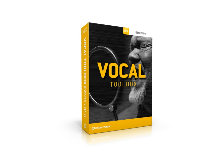 Toontrack Vocal Toolbox EZmix Pack