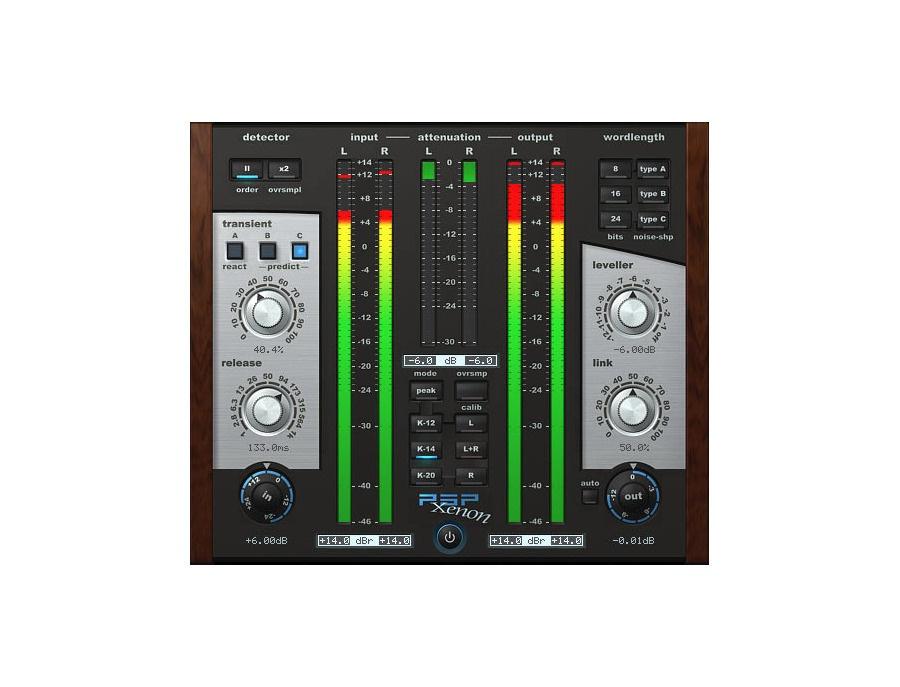 Psp audioware psp xenon xl