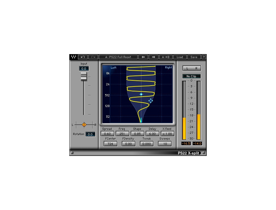Waves ps22 stereo maker xl