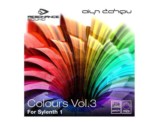 Resonance Sound Resonance Sound AZS Colours Vol.3 - Sylenth1