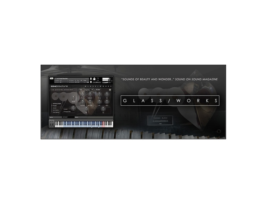 Soniccouture Glass Works