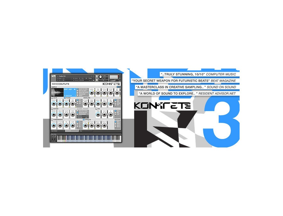 Soniccouture Konkrete 3