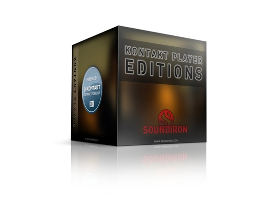 Soundiron Soundiron Kontakt Player Bundle