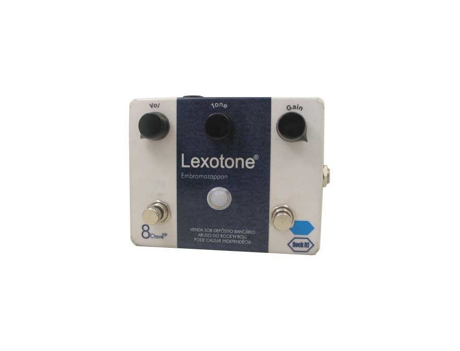 MG Music Lexotone Fuzz