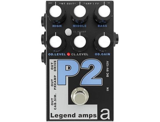 AMT Electronics Legend Amp Series II P2