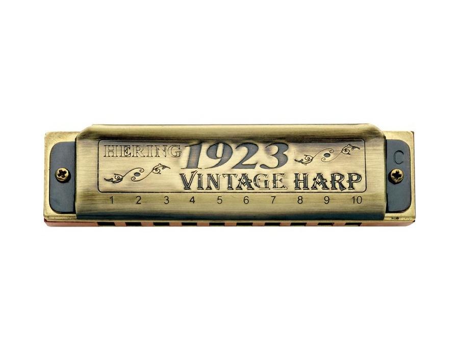 Hering 1923 vintage harp xl