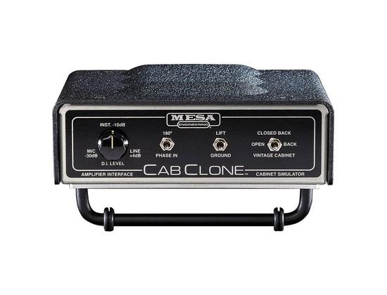Mesa CabClone Cabinet Simulator