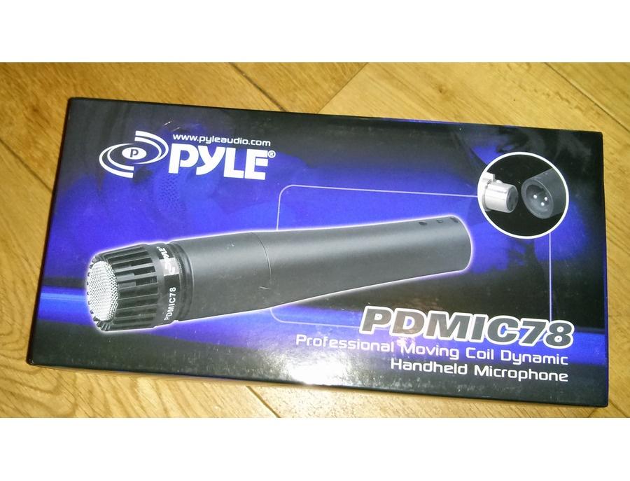 Pyle pro pdmic78 xl