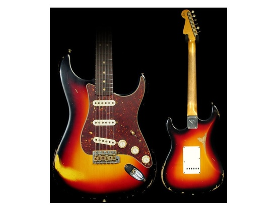 Fender Stratocaster 1996 Anniversary