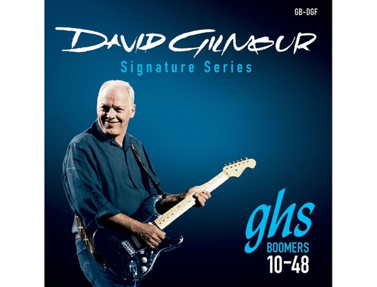 GHS Boomers David Gilmour Signature Series
