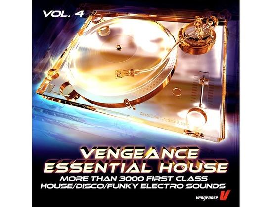 Vengeance Essential House Vol.4