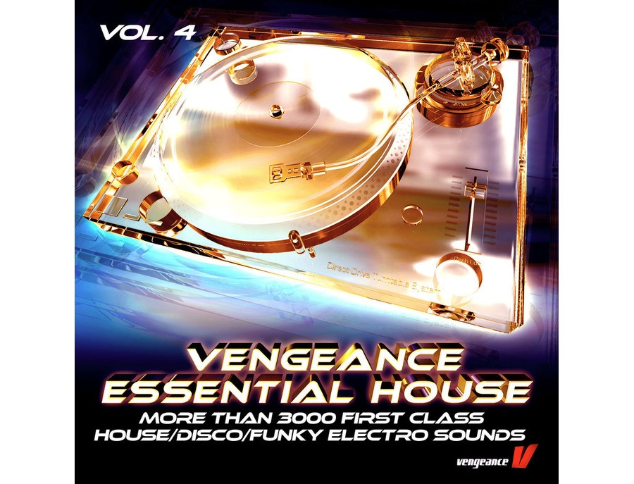 Vengeance Essential House Vol.4