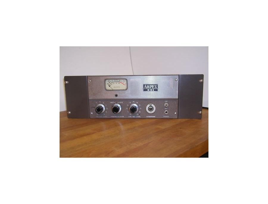 Ampex 602 Mic Pre
