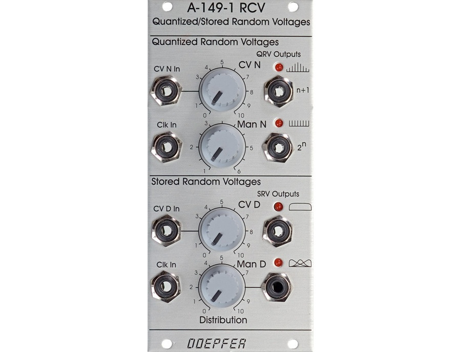 Doepfer A-149-1 Quantized/Stored Random Voltages