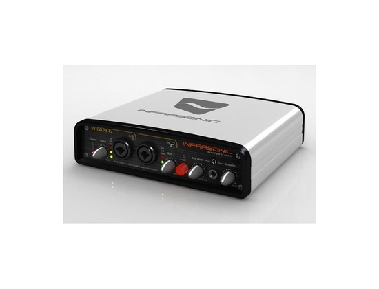 INFRASONIC Windy6 Audio/MIDI Interface