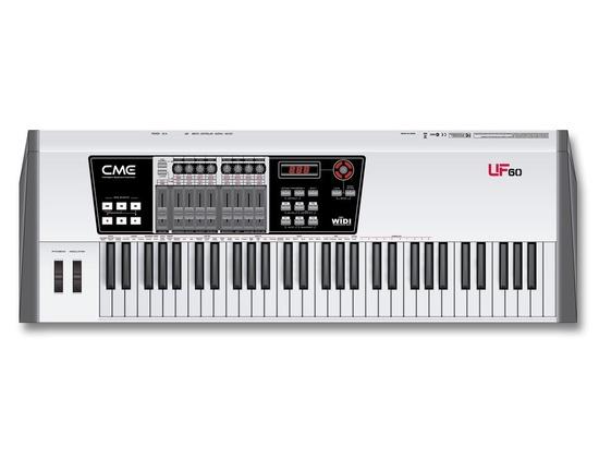CME UF-60 MIDI Keyboard