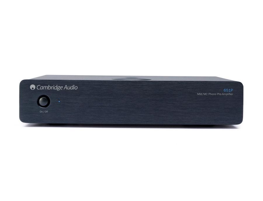 Cambridge Audio 651P Phono Preamp