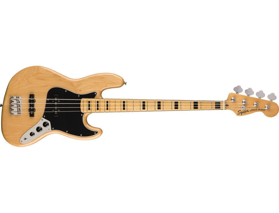 Squier jazz bass xl