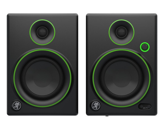 Mackie CR4 4-Inch Creative Pair of Reference Multimedia Monitors