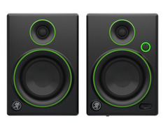 Mackie cr4 4 inch creative pair of reference multimedia monitors s