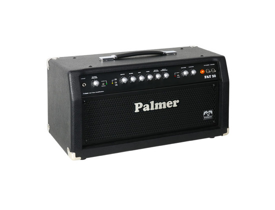 Palmer Fat 50 50W Amp Head