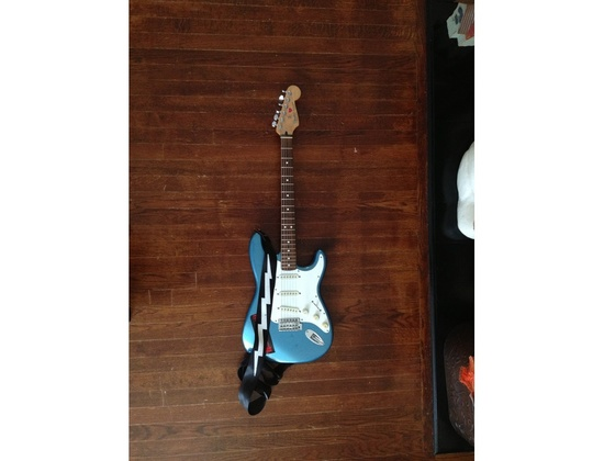 Fender Stratocaster (Made in Mexico)