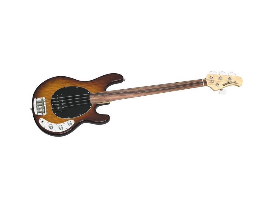 Ernie Ball Music Man StingRay Fretless Bass