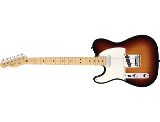 Fender American Standard Telecaster Left Handed