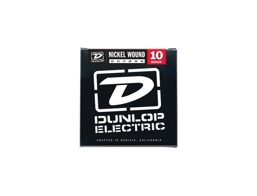 Dunlop electric nickel wound guitar strings xl