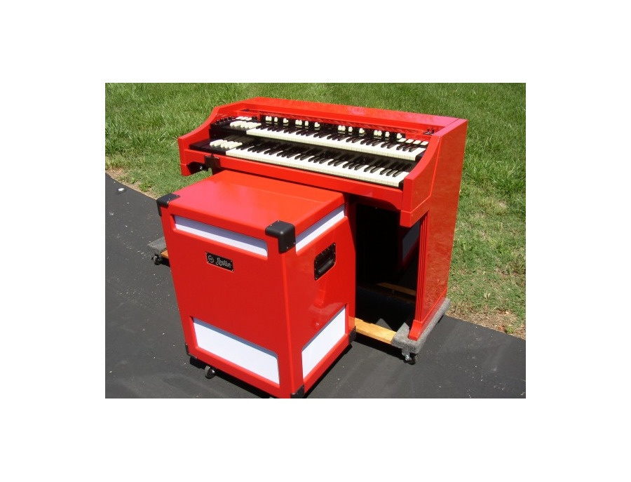 Custom hammond a 100 organ xl