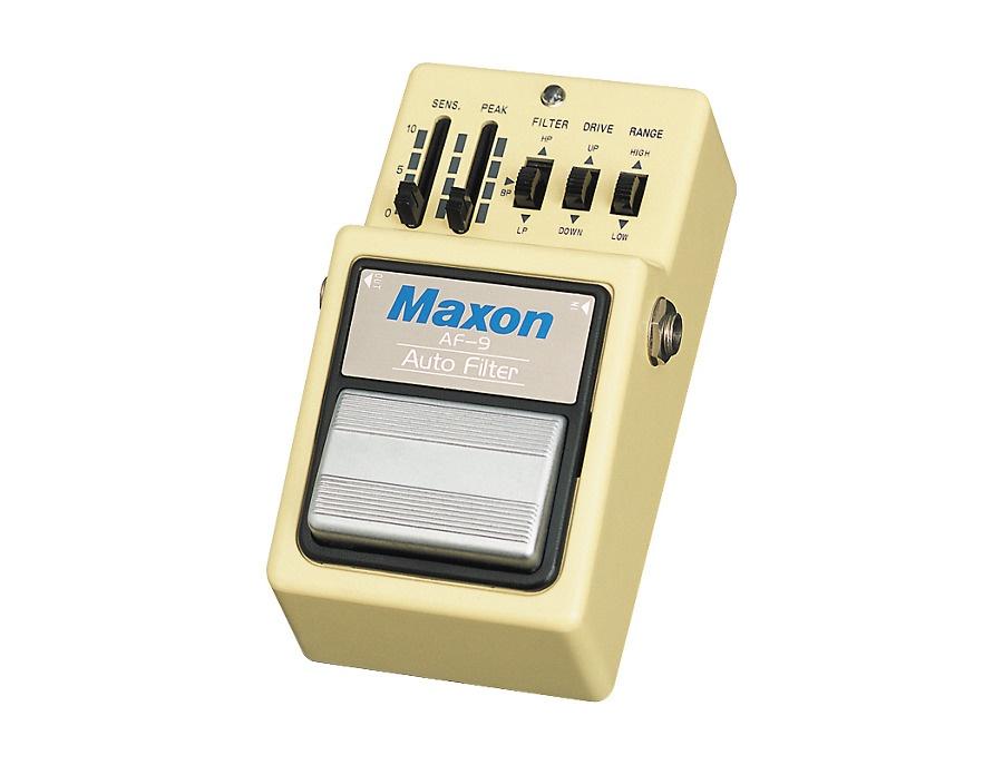 Maxon af 9 auto filter xl
