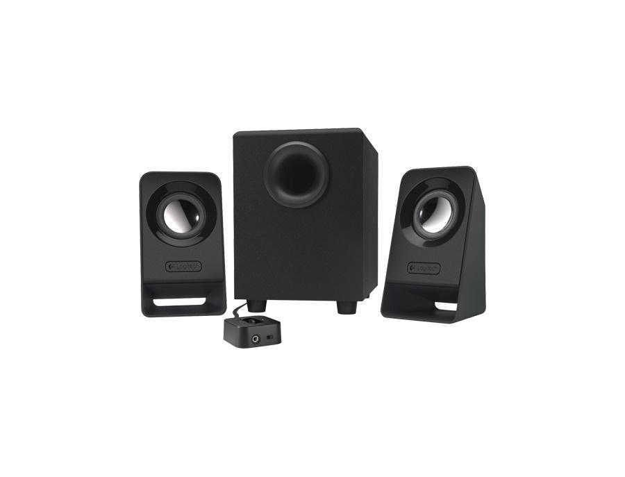 Logitech Multimedia speaker Z213