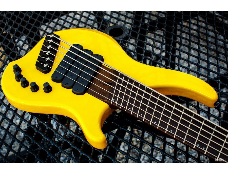 Dingwall afterburner abxxx 6 string custom bass xl