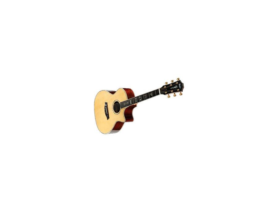 Taylor 914ce signature dave matthews acoustic guitar xl